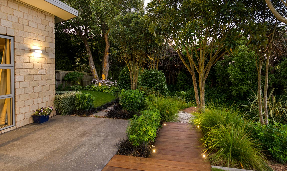 Halswell garden