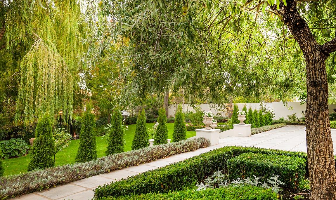 Poynder garden